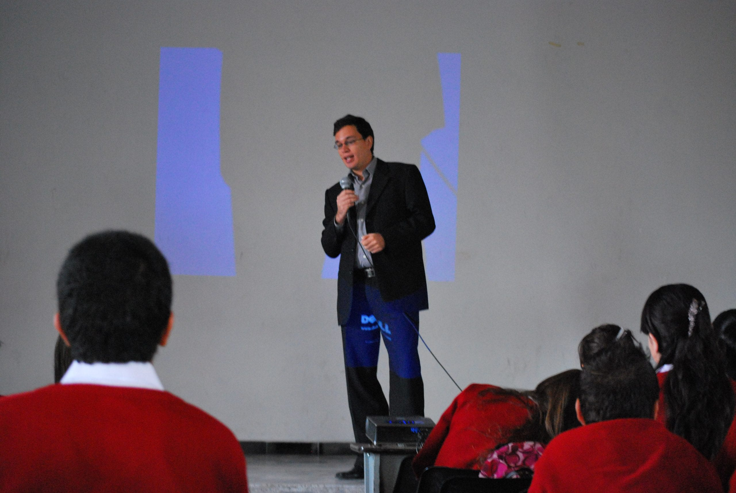Pablo Rios education motivation and business planning